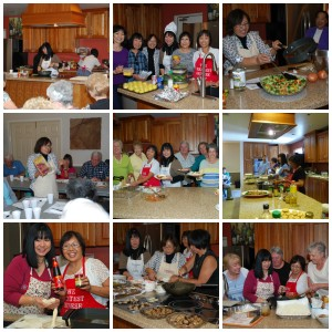 Cooking Class Fundrasier